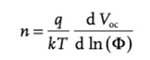 ideal factor n