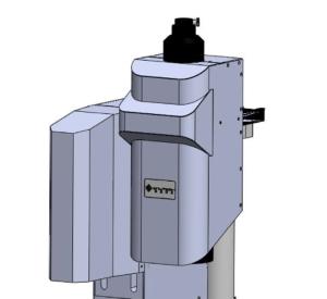 The light homogenizer of SG-O CIS wafer level tester