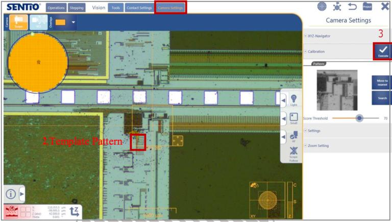 SG-O CIS/ALS/Light-Sensor wafer level tester 22_ wafer and camera calibration