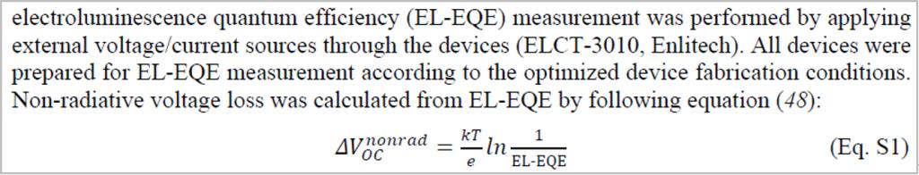 24.8% - Quantum Efficiency (EL-EQE)