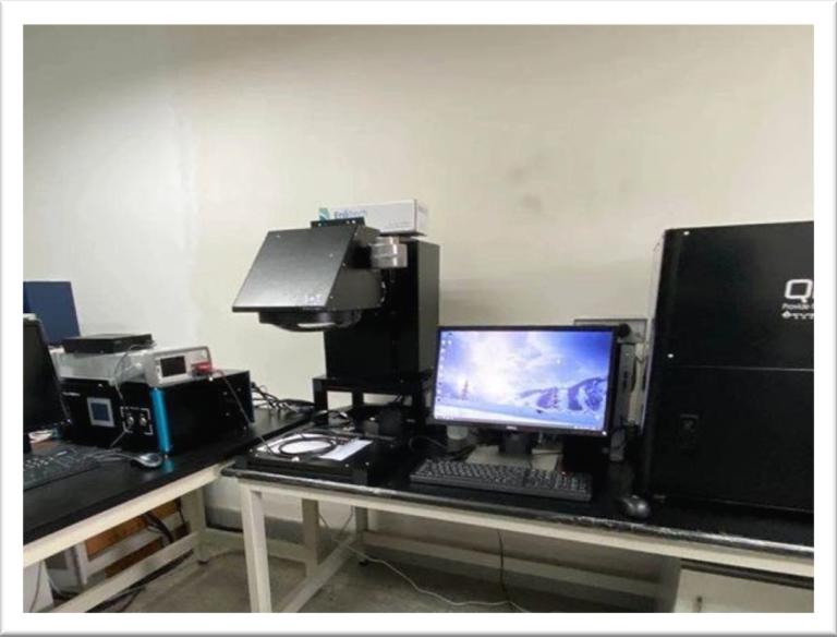 System of Quantum Efficiency and SS-X100R Solar Simulator 單結電池JV與EQE精準比對
