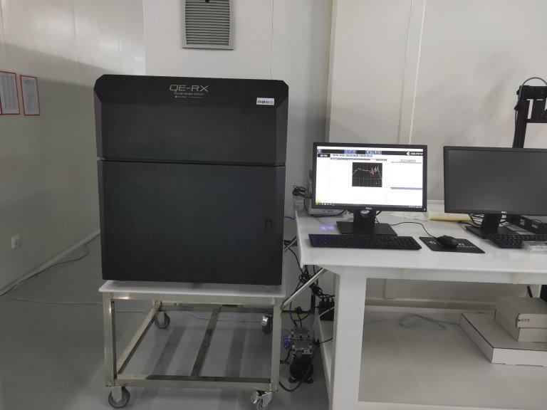 Quantum Efficiency 量子效率 PV Solar Cell 太陽能電池 QE-RX