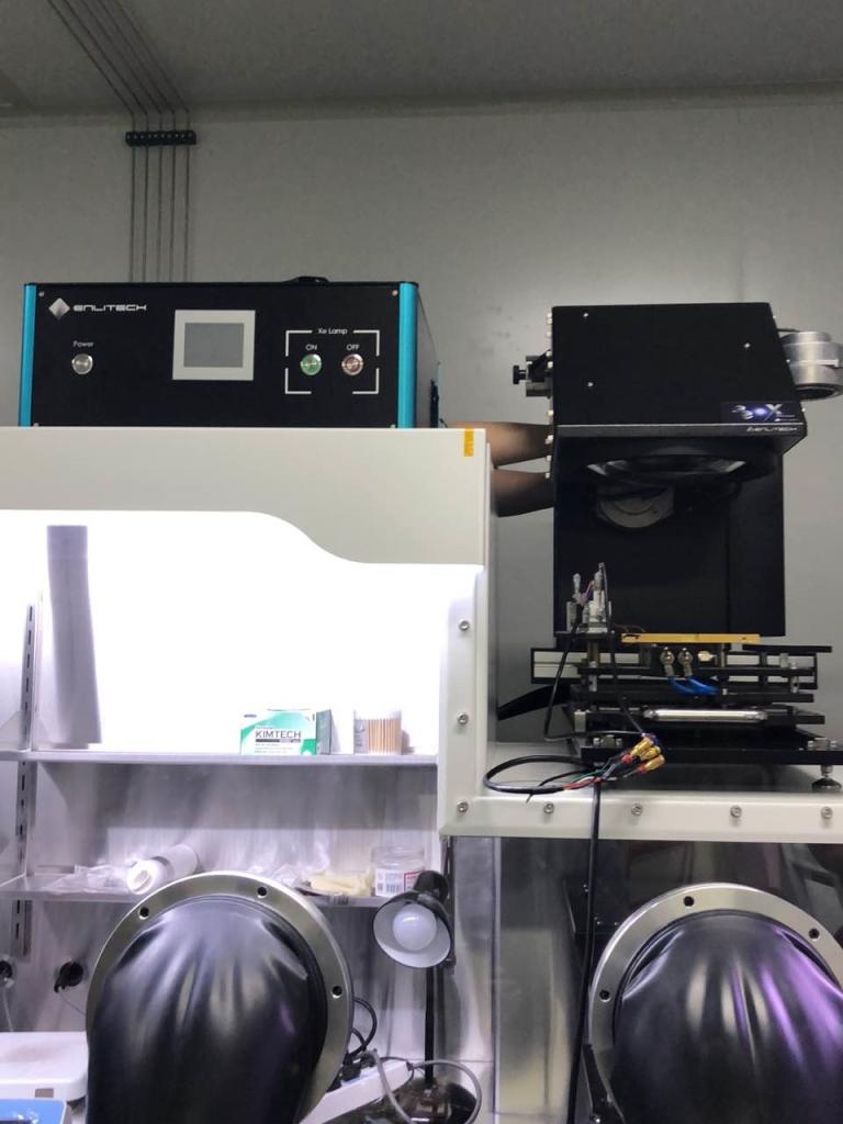 Solar Simulator 太陽光模擬器 鈣鈦礦太陽能電池SS-X100 Perovskite Si tandem OPV