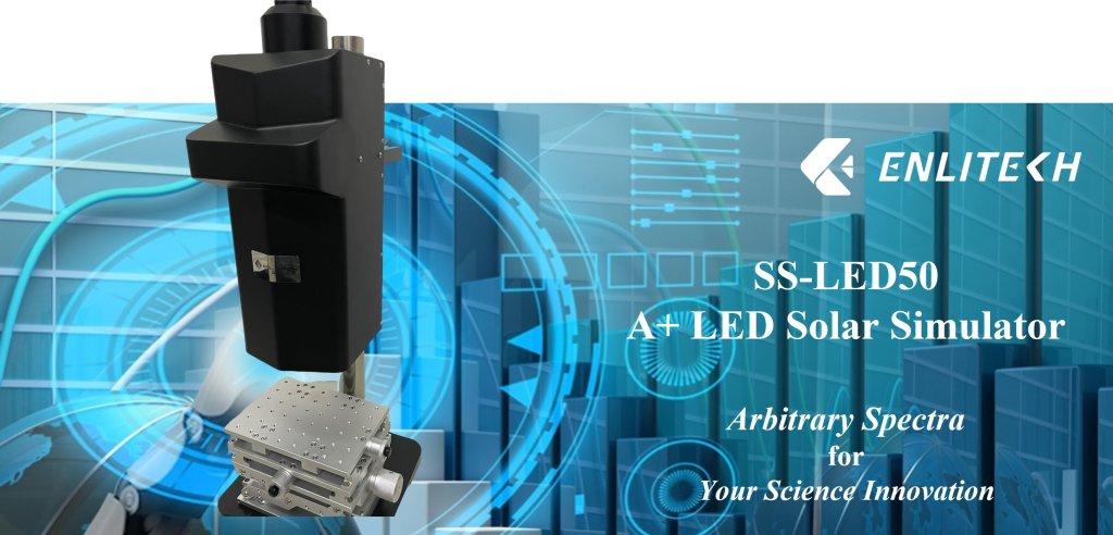 A+ LED Solar Simulator