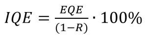 IQE 內部量子效率